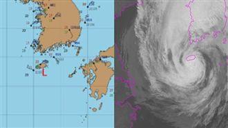 白天微熱早晚涼 東北部海岸嚴防長浪