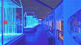 ▲白晝之夜今天登場,展覽、表演破百項。(圖/翻攝自白晝之夜官網) http://nuitblanchetaipei.info/home