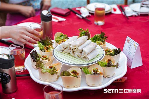 台南美食節,總鋪師辦桌。(圖/主辦單位提供)
