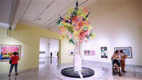 迎花博  國內外四大美術館聯合展出「花之禮讚」