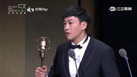 何潤東演而優則導以《翻牆的記憶》獲得最佳導演獎。
