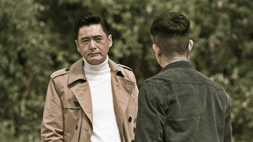 導演透露當初周潤發看完劇本直言:「這角色非我莫屬」。(圖/双喜電影提供)