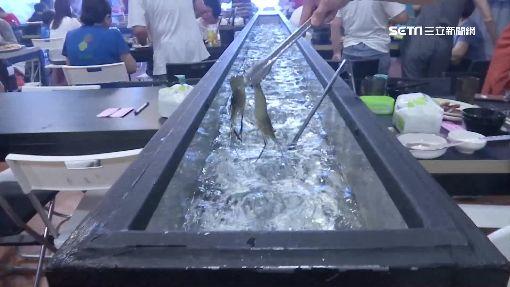 流水蝦營運6天停業 油煙重、烤不熟湧負評