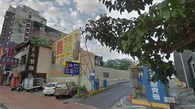 台中惡火奪64命煞氣逼人 百坪精華地閒置12年地主求售 圖/翻攝自Google地圖