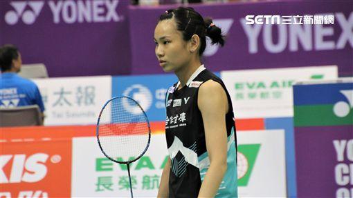 ▲戴資穎在中華台北羽球公開賽摘冠。(圖/記者劉家維攝影)
