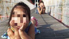 小三,女兒,媽媽,老公,合照,背景,/翻攝自爆怨公社