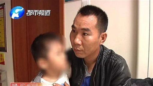 男童,陰囊,蒙古大夫(圖/翻攝自香港01)