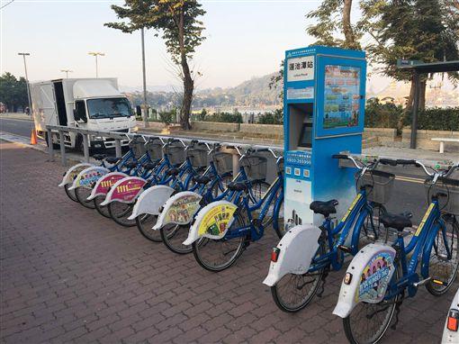 高市公共腳踏車租賃站 3年再增設100座