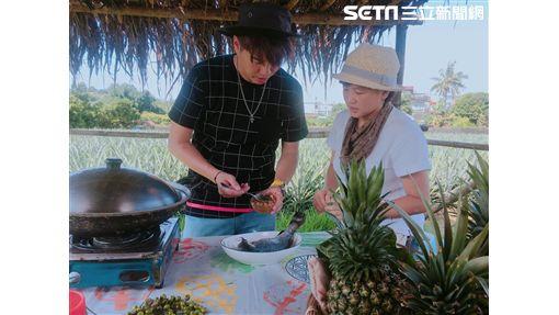 移動廚房到高雄鳳山進行料理PK