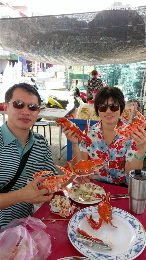 螃蟹,萬里蟹,社群,OL 365,蟹蟹老闆,辦桌