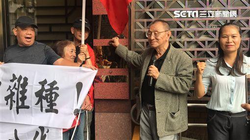 董念台,自首,警政署長陳家欽。潘千詩攝影