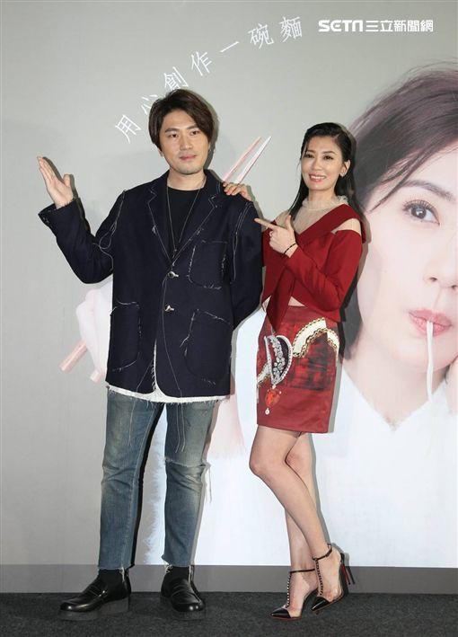 賈靜雯/記者邱榮吉攝影