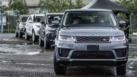 Land Rover Above and Beyond Tour全地形挑戰。(圖/Land Rover提供)
