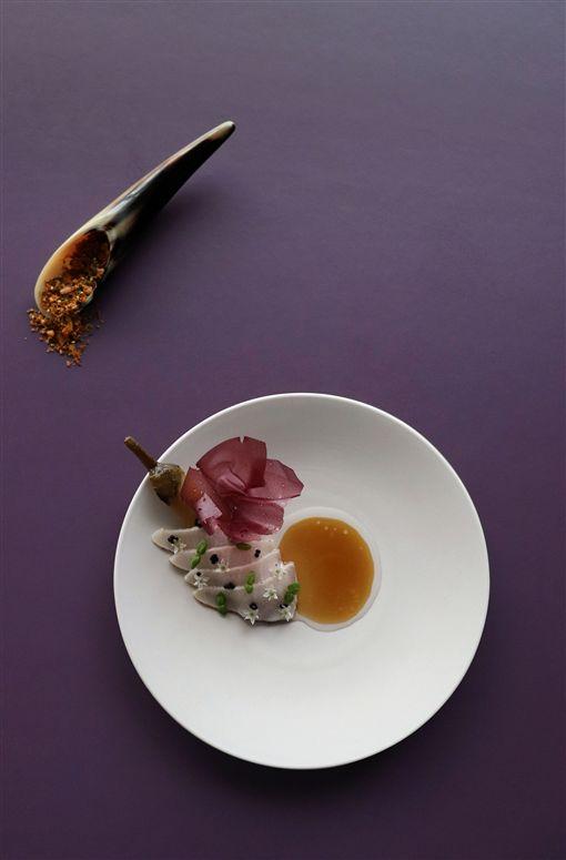 周潤發中午菜色(圖/RAW提供)
