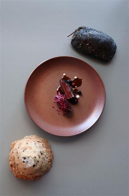 周潤發午餐菜色(圖/RAW提供)
