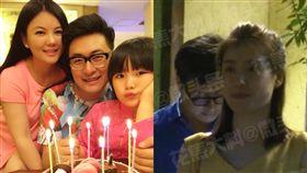 爸爸去哪兒,王岳倫,李湘,偷吃,酒店/翻攝自搜狐娛樂微博