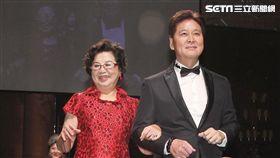 高齡65歲的劉尚謙身材保持依舊。(圖/記者邱榮吉攝影)