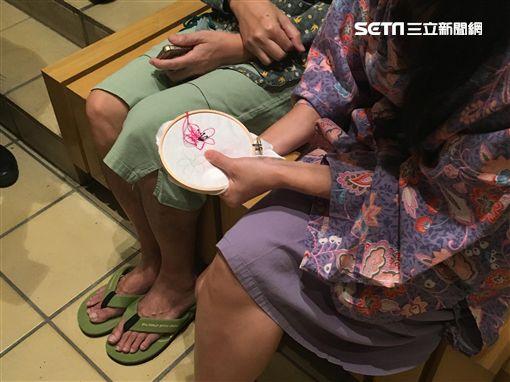 老爺酒店,礁溪,刺繡主題房,任性故事,/記者蕭筠攝影