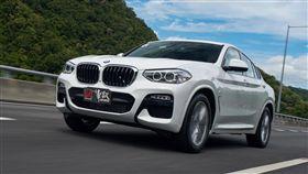 BMW X4(圖/車訊網)