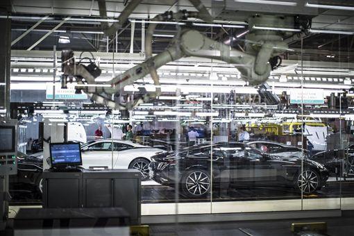 Aston Martin(圖/車訊網)
