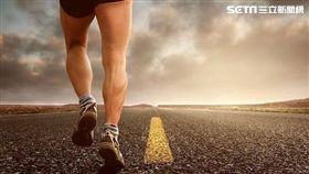慢跑,跑步,運動 示意圖/翻攝自Pixabay