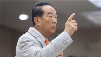 親民黨:台灣政治的主題就是切割