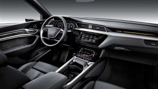 Audi e-tron(圖/車訊網)