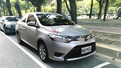 iRent租車限時5天堆出第1小時免費。(圖/Toyota提供)