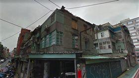 南京東路五段國民黨黨工宿舍法拍。(圖/翻攝自GoogleMap)
