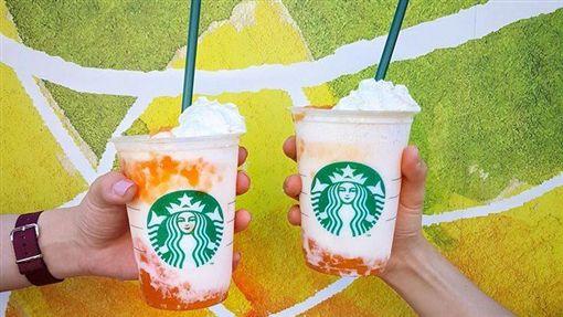 星冰樂,圖/星巴克咖啡同好會(Starbucks Coffee)