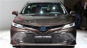 Toyota  Camry Hybrid(圖/翻攝網路)