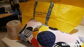 IKEA福袋。(圖/記者馮珮汶攝)