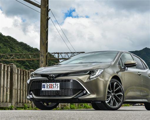 Toyota Auris(圖/車訊網)