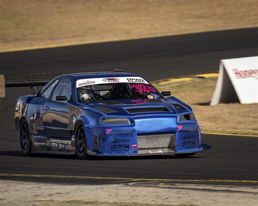 Intergrated Motorsport R34 GT-R(圖/車訊網)