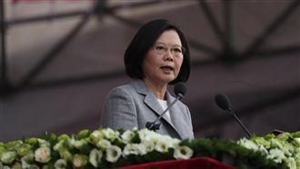 陸委會:總統國慶談兩岸藏新意