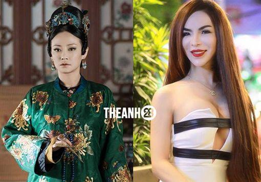 延禧攻略越南版/翻攝自Theanh28臉書