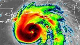 美國,颶風,佛羅里達,Hurricane Michael 圖/翻攝自推特