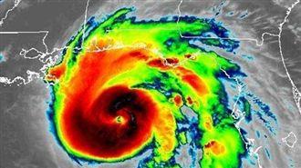 全球強度第2!超強颶風「麥克」襲美
