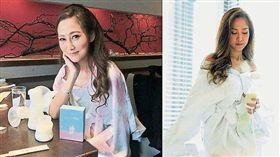 泰國女星,送人奶,Passavee Payacaboot,帕薩薇 圖/翻攝自馬來西亞《中國報》