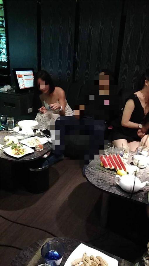 獨/直擊海派酒店 酒女素質高靠「溫柔招」搶錢!