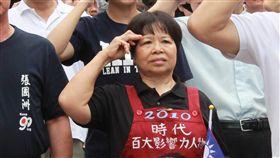 陳樹菊國慶致敬 最美的舉手禮