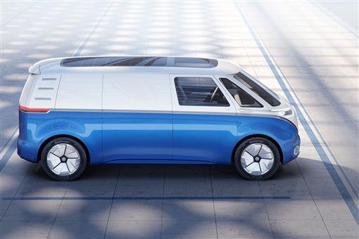Volkswagen I.D. Buzz Cargo。(圖/翻攝網站)