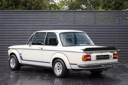 BMW 2002 Turbo。(圖/翻攝網站)