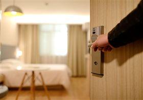 飯店、摩鐵、房間示意圖/pixabay