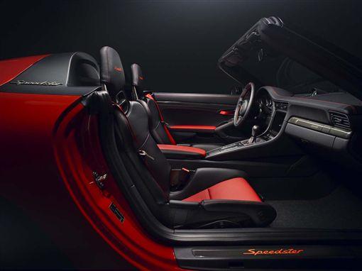 Porsche 911 Speedster(圖/車訊網)