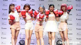 知名直播平台17跨界主導「超越娛樂」所屬青春女團「5TEAM」今(11日)宣布正式出道(圖/超越娛樂提供)