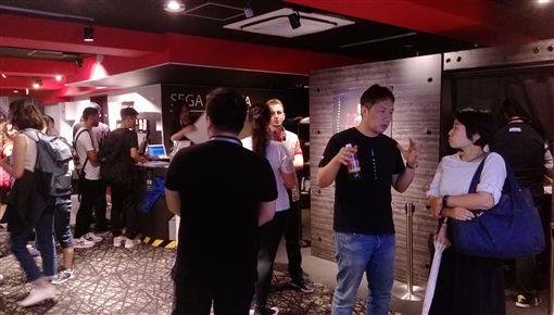 高雄體感新創團隊露頭角 成功進軍日本遊戲市場