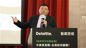 中華經濟研究院區域發展研究中心主任劉大年。(圖/勤業眾信提供)