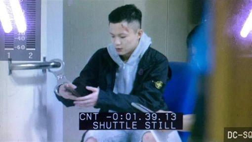 台北,南京東路,屁孩,尬車,車禍(圖/翻攝自爆料公社)