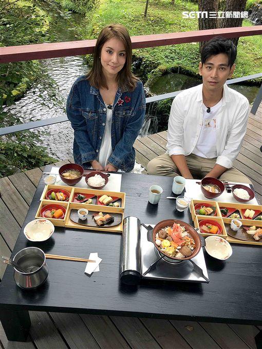 莎莎、楊子儀圖/TVBS提供